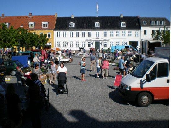 Noerreballe, Denmark: Torvedag