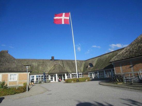 Comwell Soro Storkro:                   Danneborg vejer over Sorø Storkro