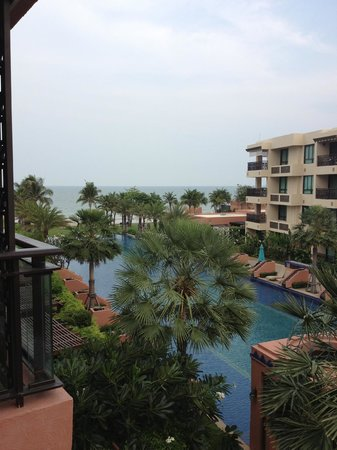 Marrakesh Hua Hin Resort & Spa:                   Jacuzzi suite ocean view