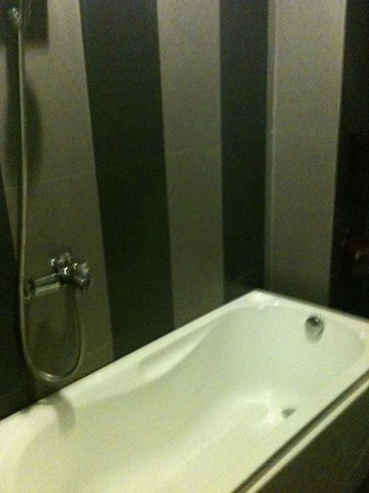 HueNino Hotel:                                     Sizeable Bathtub