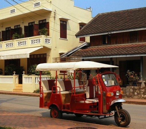 The Apsara:                   Apsara Hotel