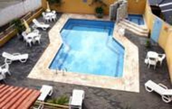 Hotel Cassino Iguassu Falls: Piscina