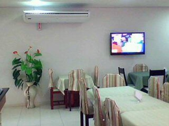 Hotel Cassino Iguassu Falls: Restaurante Hotel