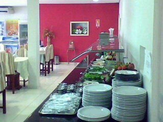 Hotel Cassino Iguassu Falls: Restaurante Alecrim