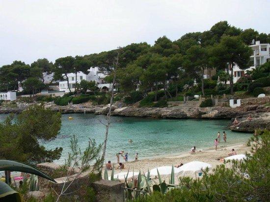 Club Cala D`Or Park Apartments:                   Cala D'or beach