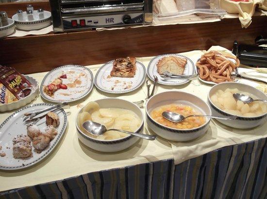 Hotel Atlantis: colazione