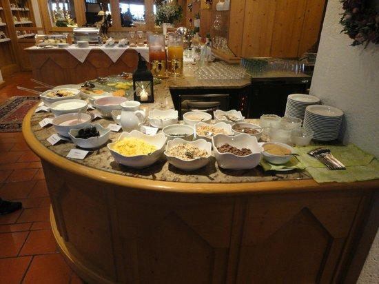 Wellness Hotel Windschar:                                     colazione