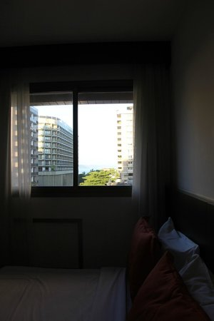 Mercure Rio de Janeiro Arpoador Hotel: trafic noise from here