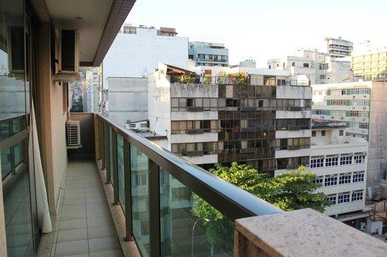 Mercure Rio de Janeiro Arpoador Hotel: balcony