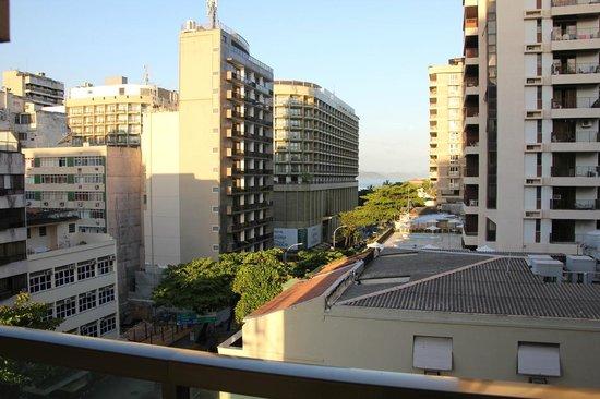 Mercure Rio de Janeiro Arpoador Hotel: noise from OTAVIANO