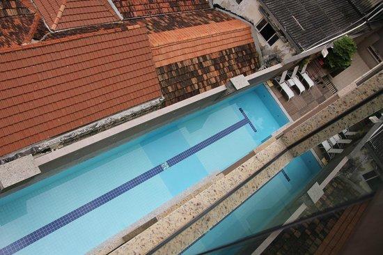 Mercure Rio de Janeiro Arpoador Hotel: nice