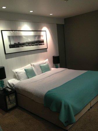 โรงแรมชีสวิคโมรัน:                   Double room, pic 2