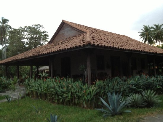Finca San Juan de la Isla:                   the house