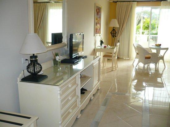 Luxury Bahia Principe Bouganville Don Pablo Collection :                                                                                           chambr