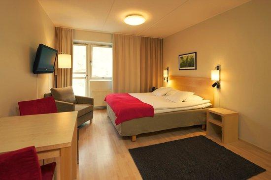 Hellsten Espoo : Hellsten Hotel Espoo - Studio Queen size