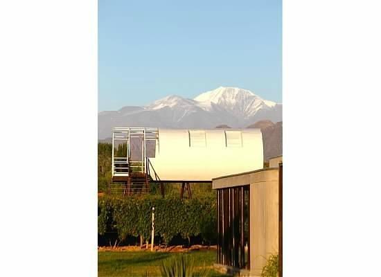 Entre Cielos:                   Andes view                 