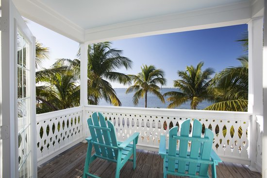 Parrot Key Hotel and Resort: Waterfront balcony views
