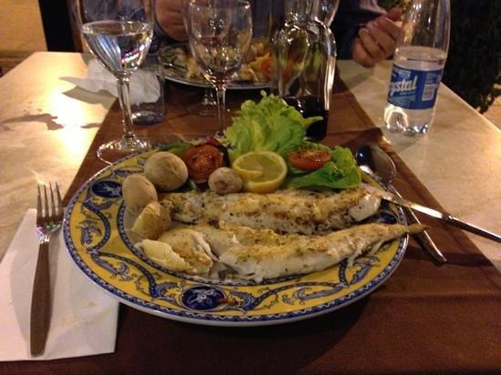 Folelé :                   Ottimo filetto di pesce