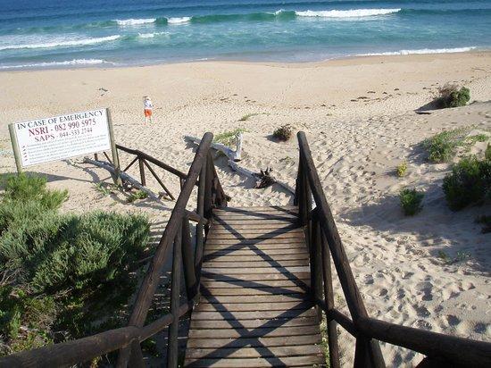 The Dunes Hotel & Resort:                   Beach