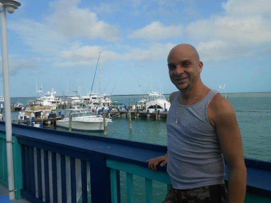 Enjoying the boat picture of bimini water sports bimini for Bimini fishing charters