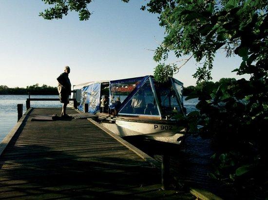 Hostel Maribo: Anemonen turbåd