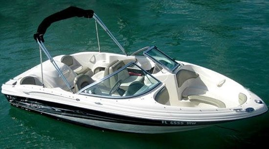 i95 Exotics Tours:                                     Th smallest 18 ft boat they have on their website!! looks gr