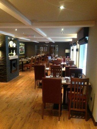 Weeford, UK: Manley's Brasserie