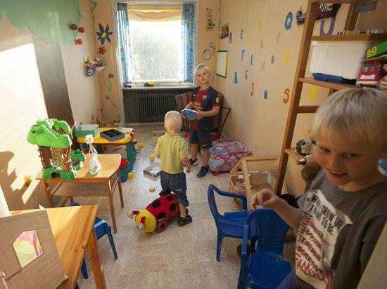 Hostel Maribo: Børenværelse