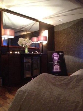 ذا مير: relaxation room
