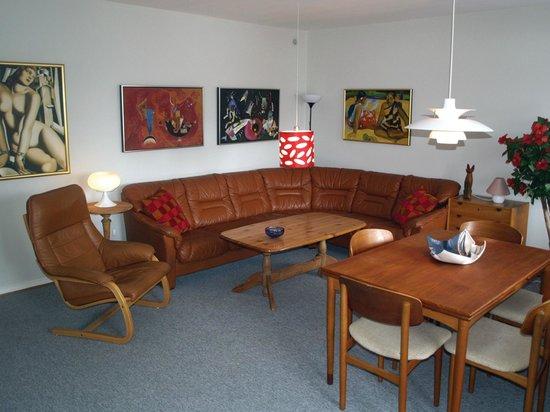 Hostel Maribo: Lejlighed stuen