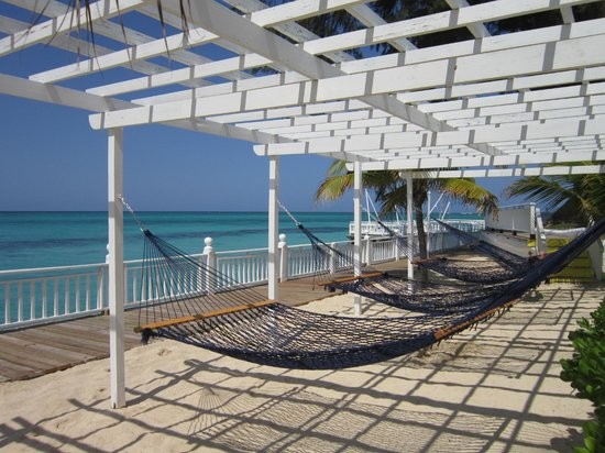 Royal Decameron Montego Beach:                   Hammock area 2 on airport side of resort