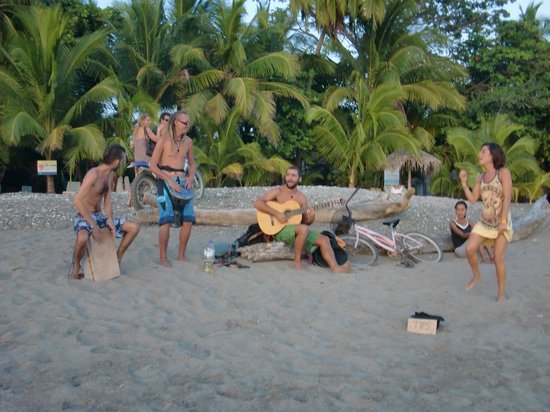 Fenix Hotel - On The Beach:                   sunset band