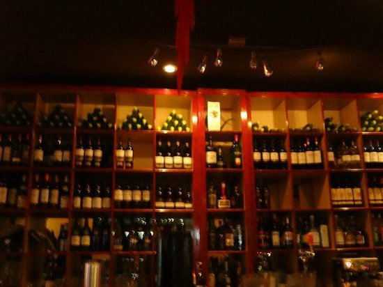 Restaurant Le Milsa : bar