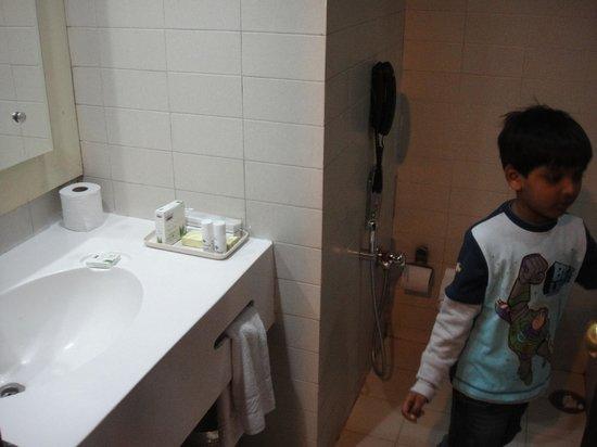 K.C. Residency: bathroom