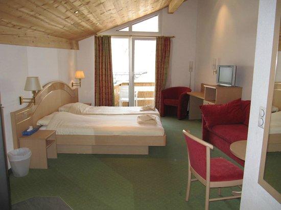 Chalet Hotel Annahof : Room 32