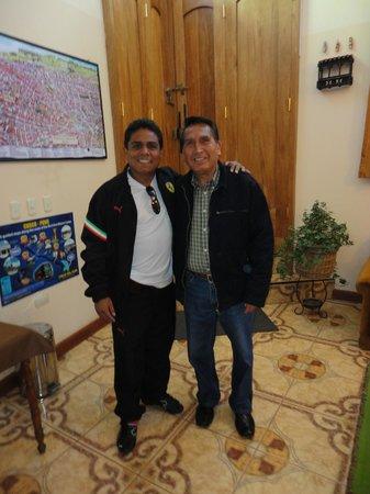 Hostal Qorikilla :                   ATENCIÓN ESMERADA POR SUS PROPIETARIOS