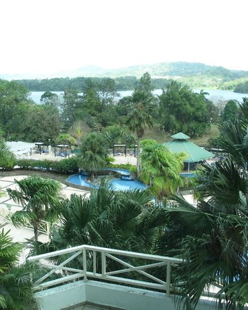 Gamboa Rainforest Resort:                   Gamboa Rainforest Hotel grounds