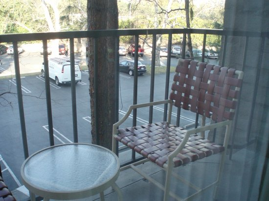 The Garland :                   Balcony furniture