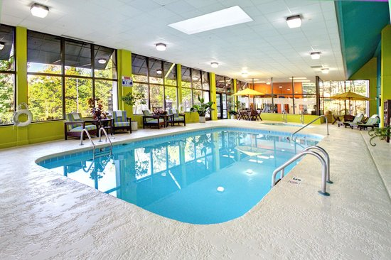 Hampton Inn Asheville - Tunnel Road: Indoor Heated Pool