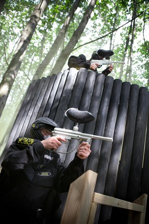 Delta Force Paintball Plymouth