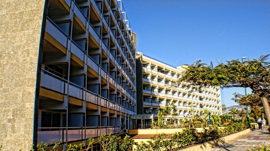 Interpalace by Blue Sea: Hotel Interpalace, Puerto de La Cruz