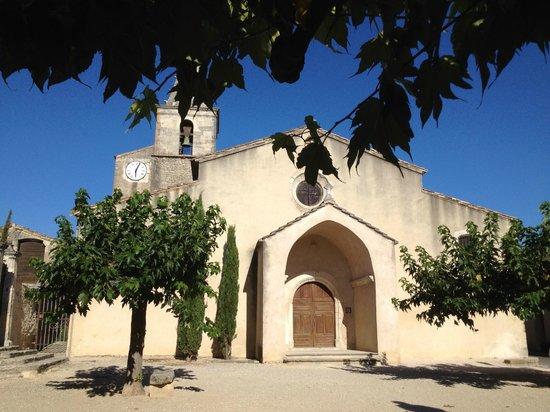 Le Vieux Bistrot:                   Place de l'église