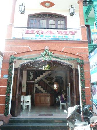 Hoa My Hotel: la lobby