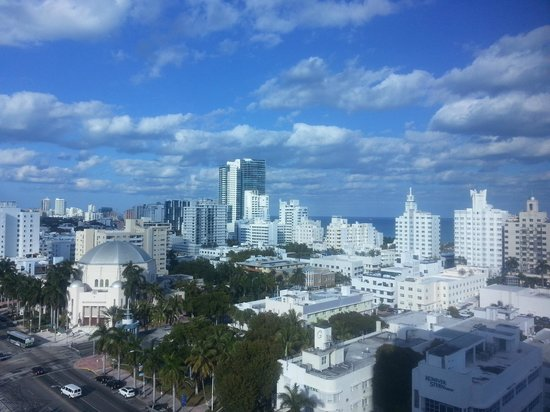 SOBE Health Center: Spectacular North East View