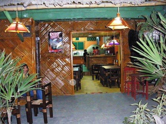 Insomniac Restaurant Pizzeria:                   Insomniac Cafe 2011 Montanita, Ecuador