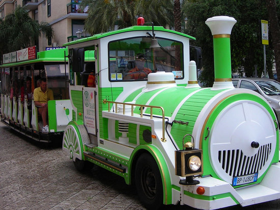Brindisi Express - 1 Hour City Tour on the Road Train - Day Tour