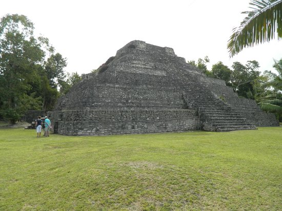 Chacchoben Ruins Picture Of The Native Choice Tours