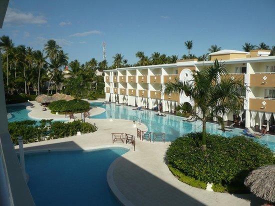 TRS Turquesa Hotel: Une piscine par bloc de chambres