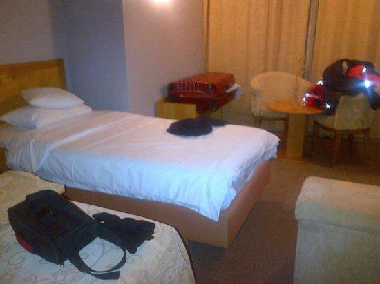Hotel Inter: Camera da letto