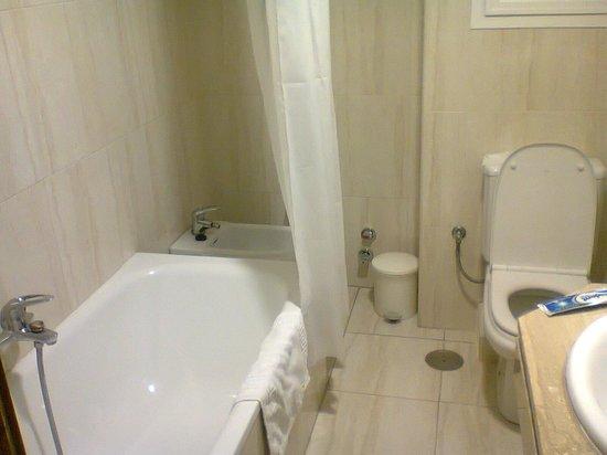Hotel Alcazar :                   Bagno